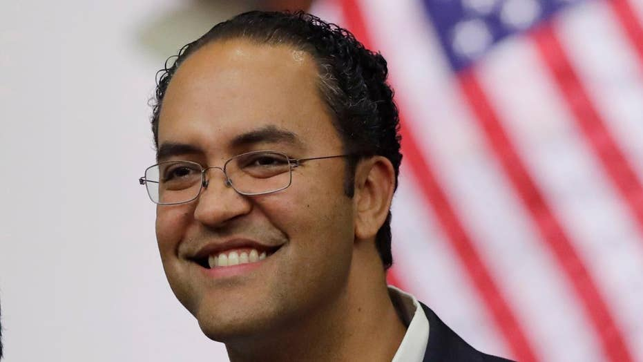 Rep. Will Hurd announces that he will not seek reelection