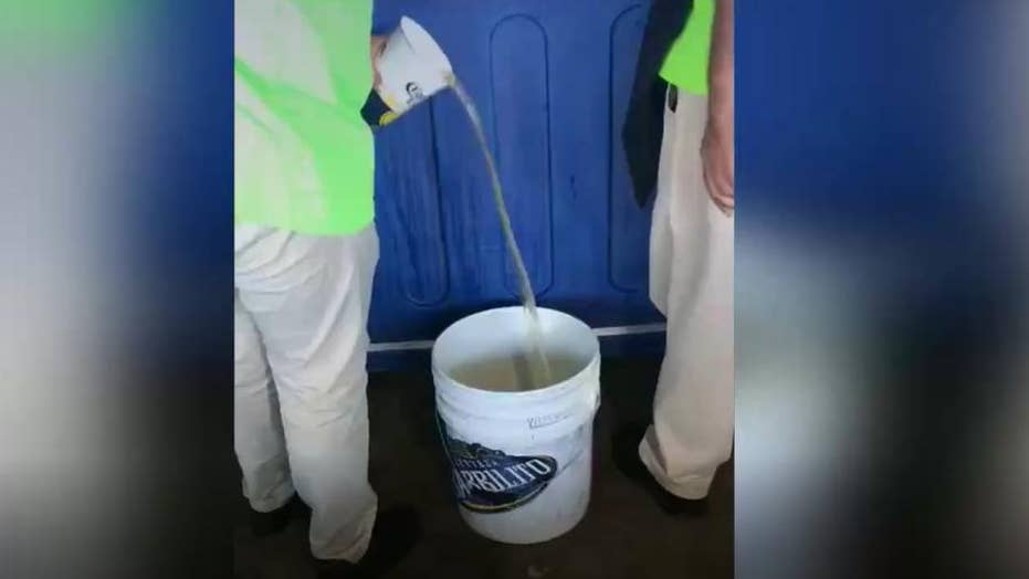 WATCH: Video allegedly shows stadium vendor 'recycling' leftover beer, serving it to fans