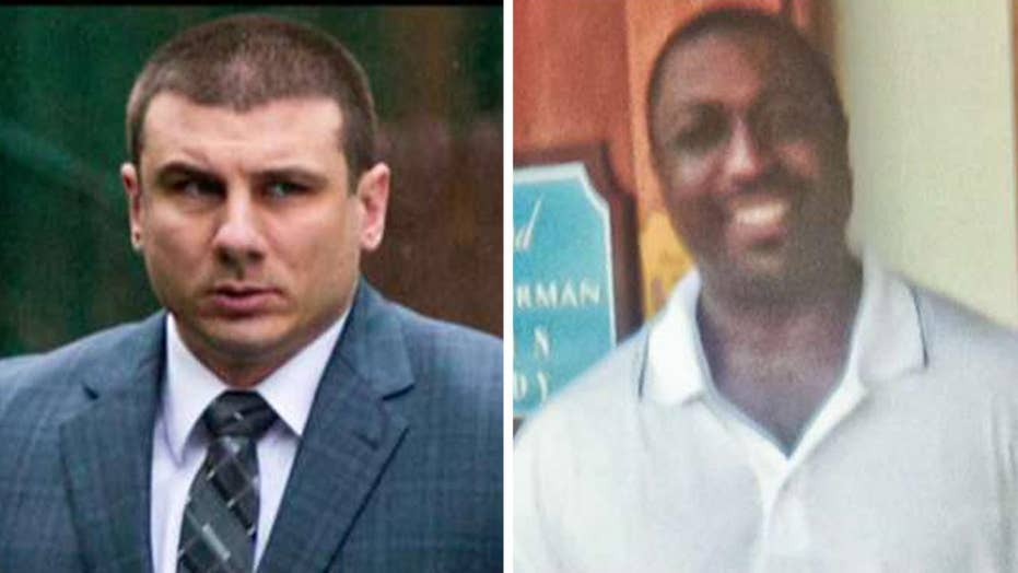 NYPD judge recommends firing officer over involvement in death of Eric Garner