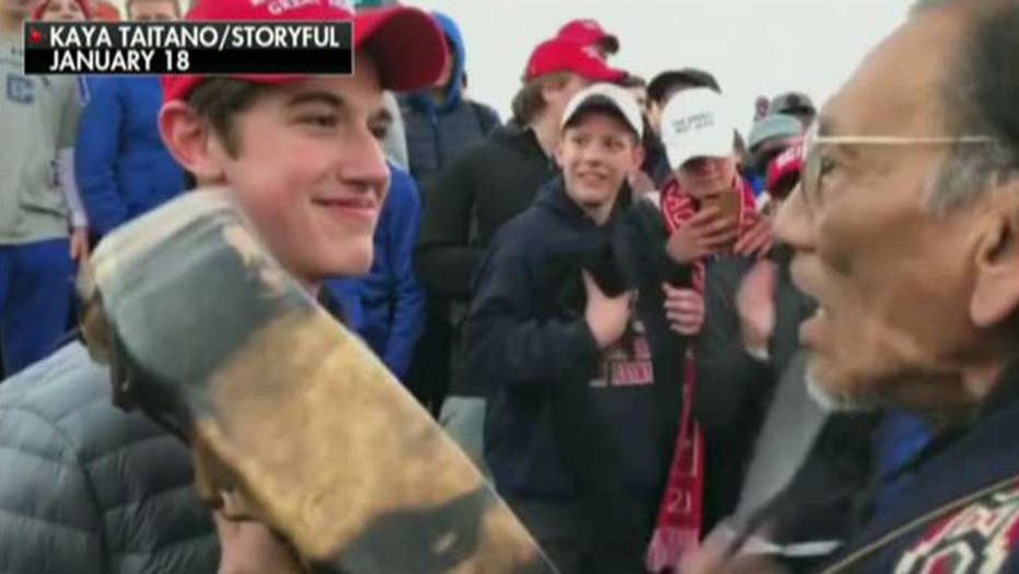 Covington Catholic students file lawsuit against high-profile individuals