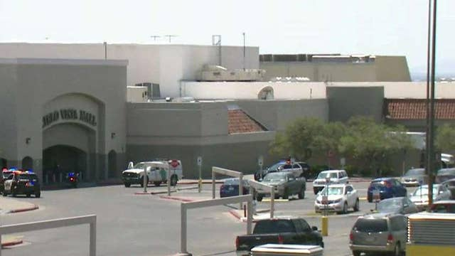 El Paso eyewitness says gunman with rifle opened fire in parking lot, before heading into Walmart
