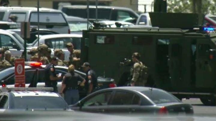 Eyewitnesses describe horrific scene of El Paso mass shooting
