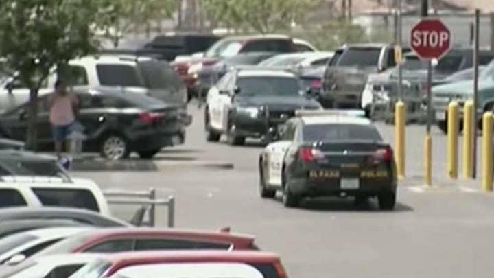 Eyewitnesses paint horrific scene inside El Paso Walmart