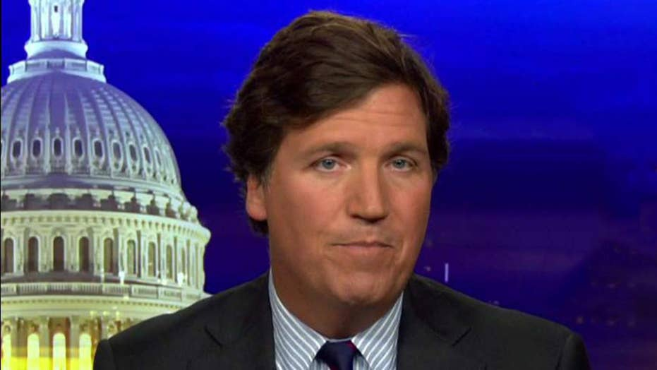 Tucker: Only Jim Comey can break the law and not get in trouble