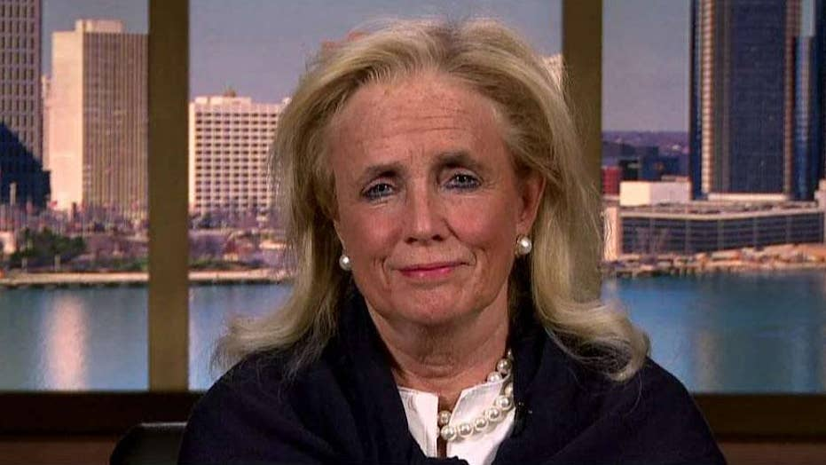 Rep. Debbie Dingell says she was very disappointed by the Democratic debate in Detroit