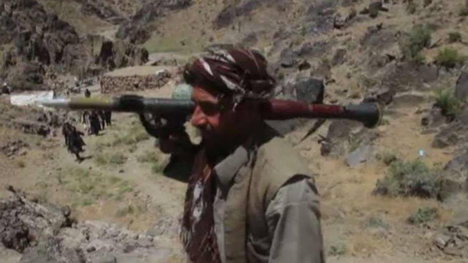 Gen. Jack Keane on push to reach deal with Taliban