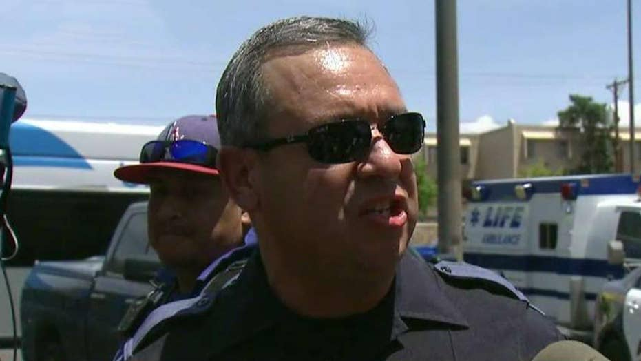 Police say there is no longer an active shooter in El Paso, Texas