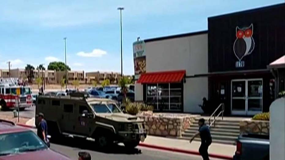 Texas Lt. Gov. Dan Patrick says El Paso shooting suspect is in custody