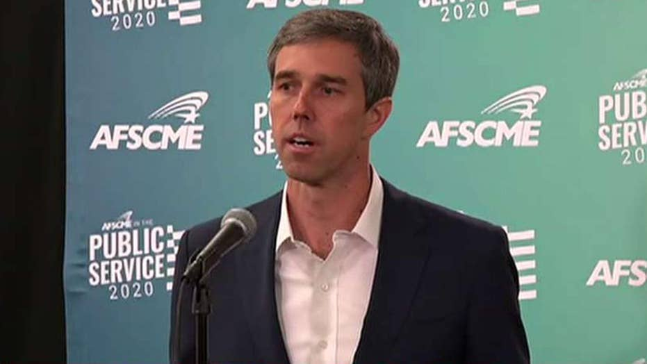 El Paso native Beto O'Rourke reacts to mass shooting