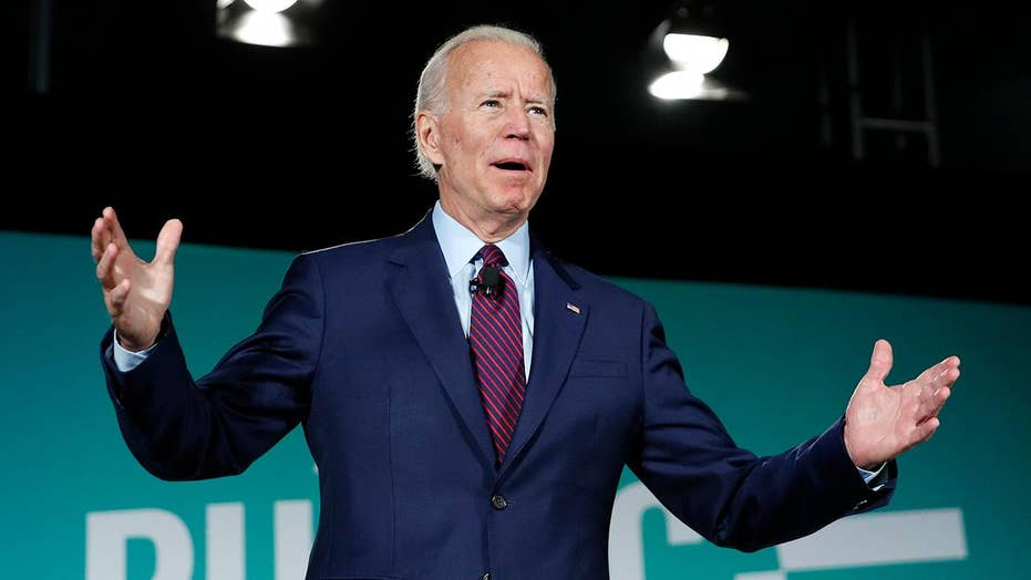 Is the South Carolina primary Joe Biden's to lose?