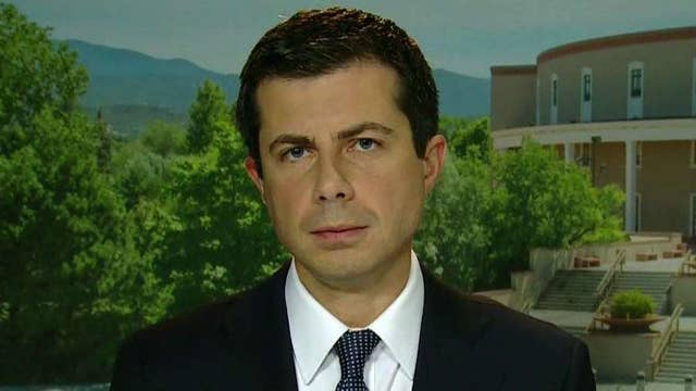 Pete Buttigieg on gun violence in America, whether presidential campaign has stalled