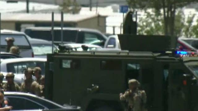 Officials weigh death penalty charges against El Paso shooting suspect