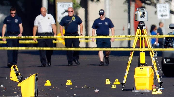 Police release identities of victims killed in Dayton, Ohio shooting