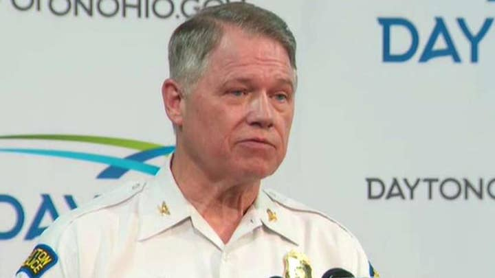 Dayton Police: Threat was neutralized within 30 seconds of gunman firing first shot