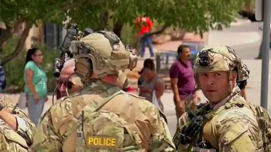 Bodies of El Paso victims still untouched over 10 hours after first shots were fired