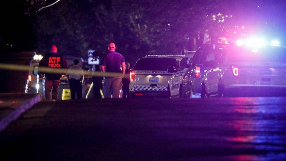 Dayton, Ohio, shooting that left 9 dead, 27 hurt halted 'in
