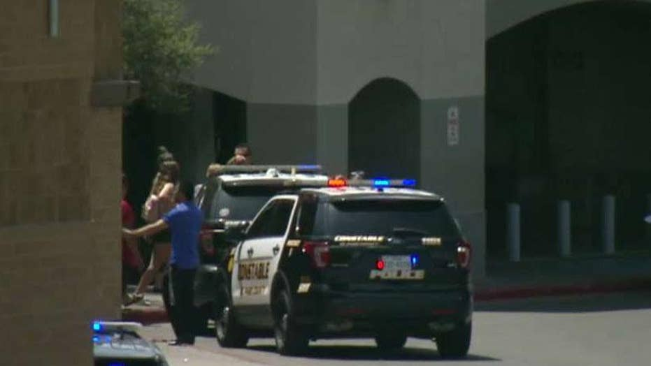 Witnesses search for family, grieve in wake of El Paso shooting