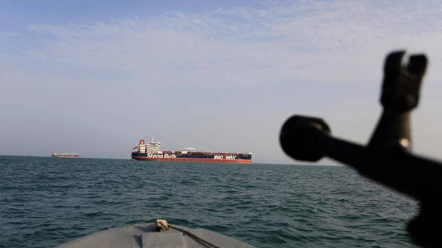 New reports that Iran has seized a third oil tanker