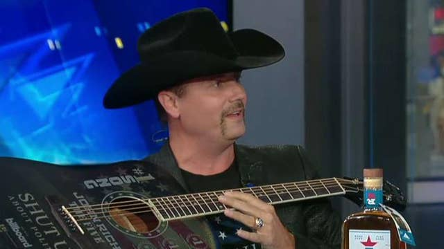 John Rich donates proceeds from 'Shut Up about Politics' to Folds of Honor