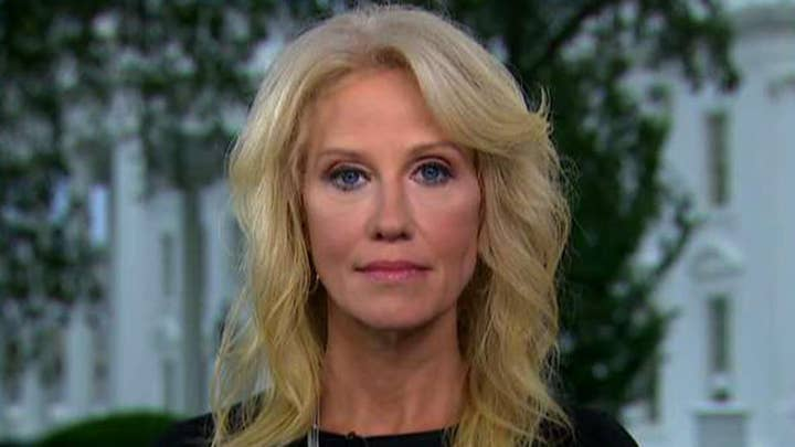 Conway: The president stands ready to act in wake of mass shootings