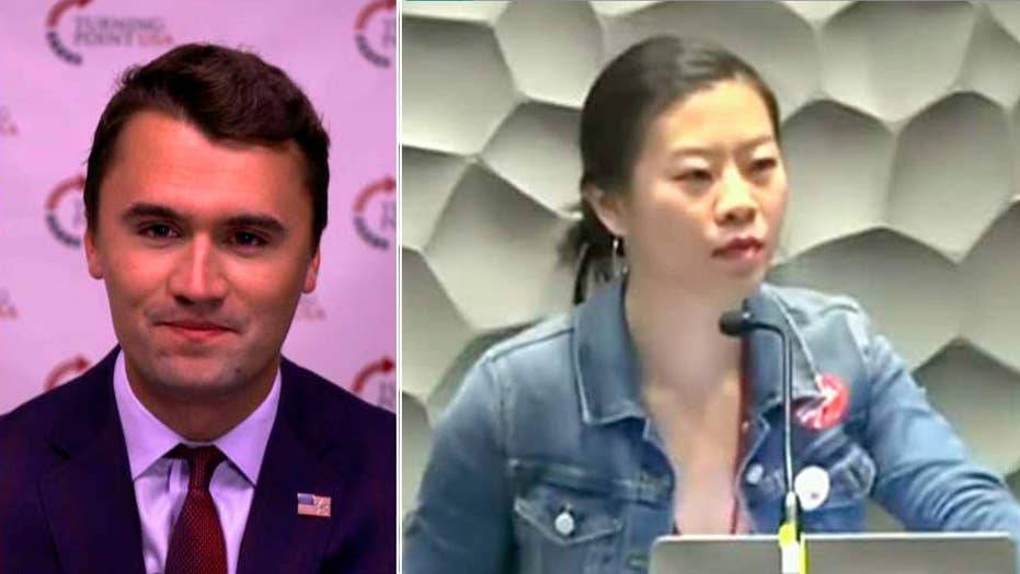 Delegates erupt over 'sensory overload' and 'gendered pronouns' at Democratic Socialists of America convention