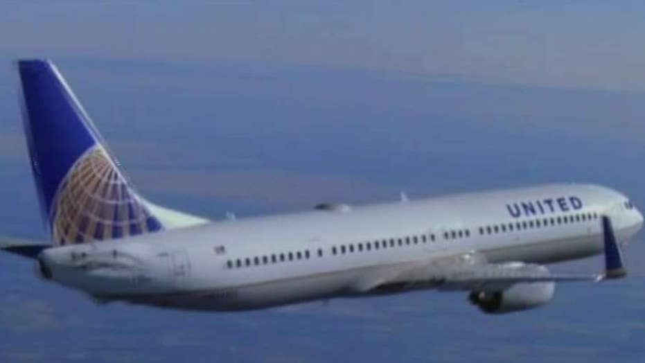 United pilots arrested, accused of being drunk