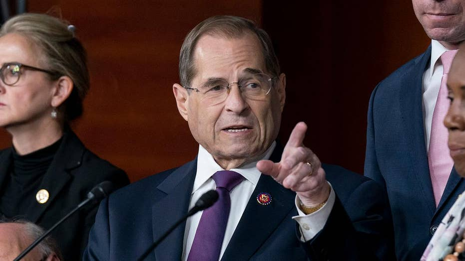 Rep. Nadler said earlieir impeachment could be possible by the end of October