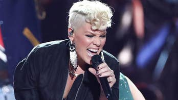 Plane carrying Pink's crew crash-lands in Denmark: reports