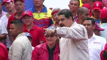 White House warns world not to do business with Venezuela
