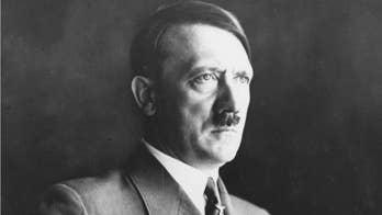 Hitler's vegetable garden discovered at his secret headquarters