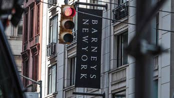 Barneys New York files for bankruptcy