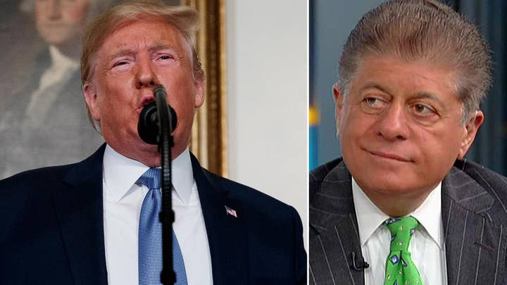 Pro-Second Amendment Trump is in a 'real bind' after deadly shootings, Judge Andrew Napolitano says
