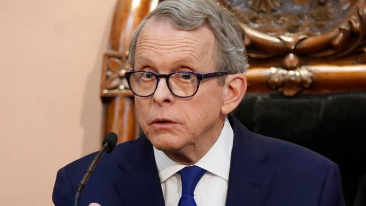 Ohio governor pushes sweeping changes to mental health policies, gun background checks