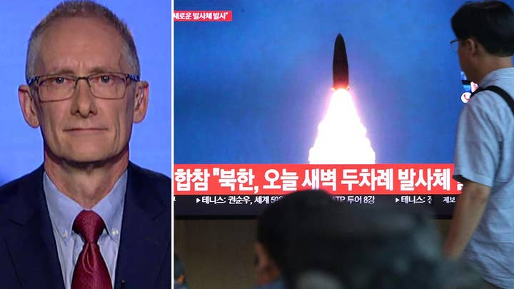 North Korea missile tests are 'worrysome,' former national security adviser says