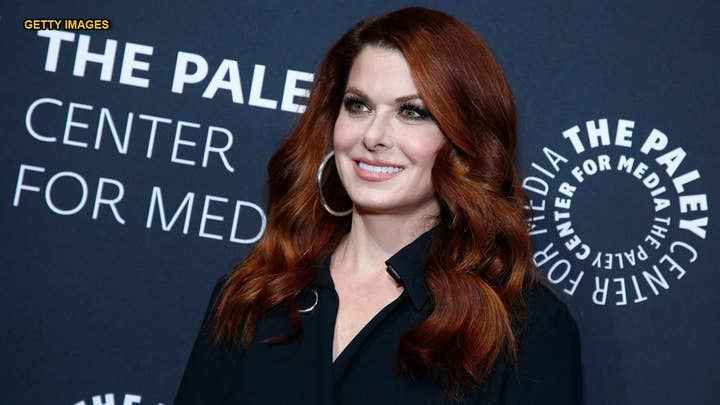 Debra Messing faces backlash for 'sick' tweet directed at Mitch McConnell, Dana Loesch