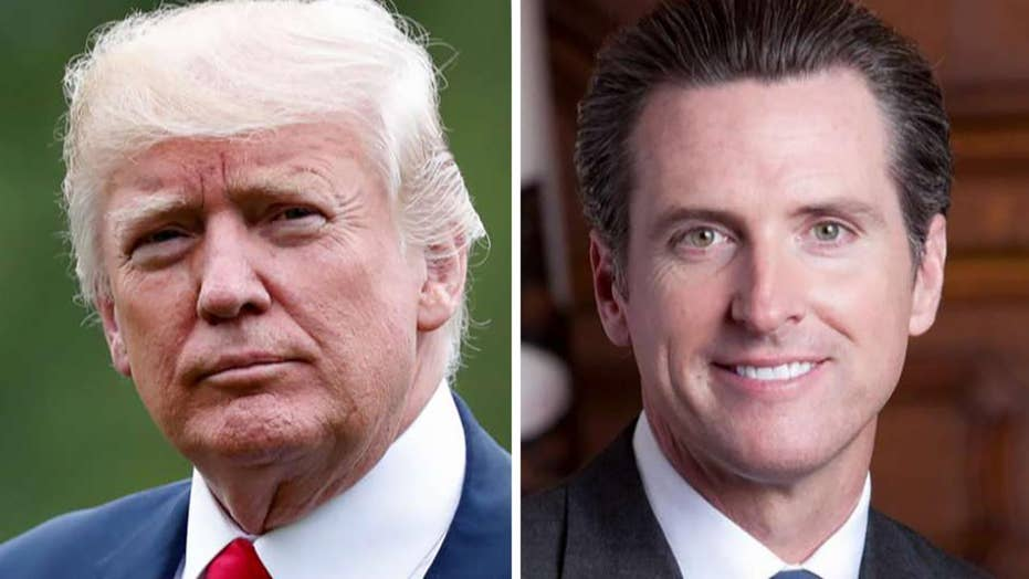 California tax return law targeting Trump gets legal challenge