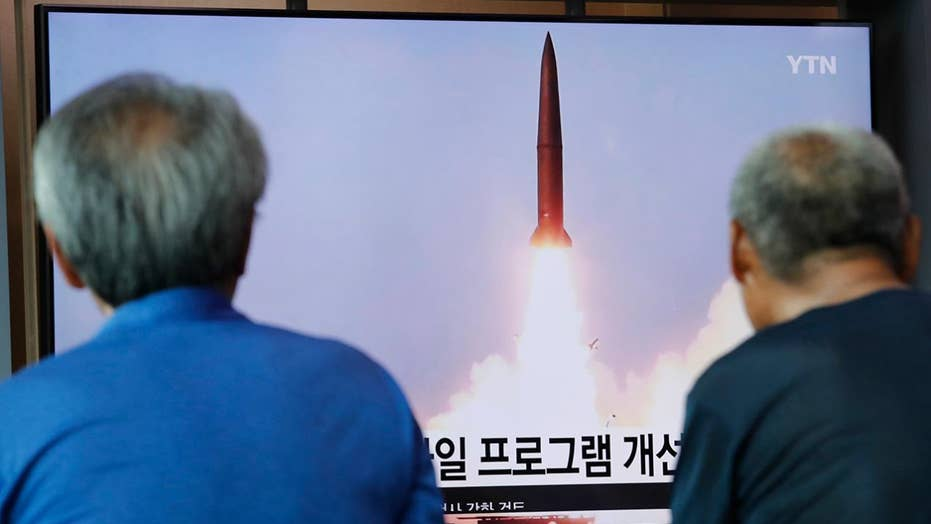 North Korea test-fires two more missiles with technology reportedly hard to detect
