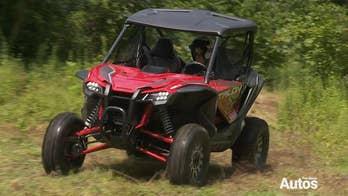 2020 Honda Talon 1000X test drive