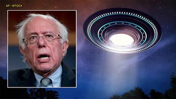 Bernie Sanders pledges to disclose info on aliens, UFOs if elected president in 2020