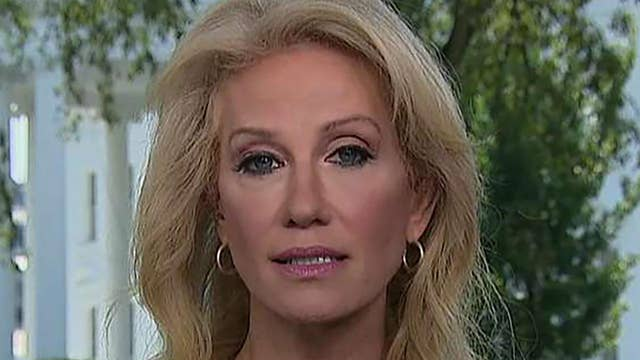 Kellyanne Conway: The president is calling for unity and healing