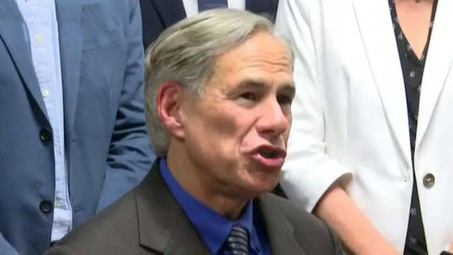 Gov. Greg Abbott on El Paso, Texas shooting: We are dealing with domestic terrorism and white supremacism