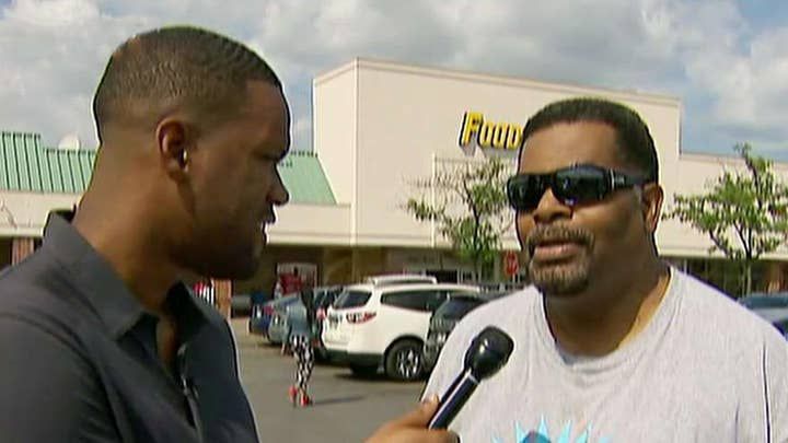 Lawrence Jones asks Chicago residents about violent crime in their city