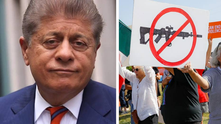 Judge Napolitano: Guns and personal liberty and why we have a Constitution