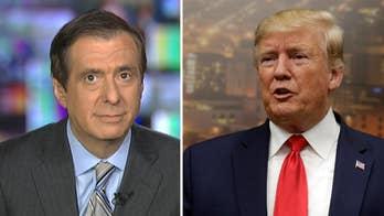 Press trashes Trump's trip over his shots at those denouncing him