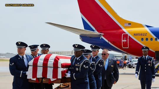 Vietnam vet's remains returned to America by his son after 52 years