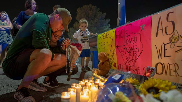 What did the El Paso and Dayton shooters have in common?