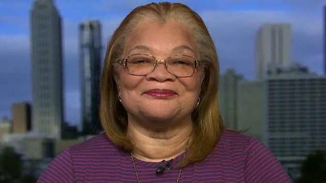 Dr. Alveda King: Don't buy into the race-baiting on President Trump