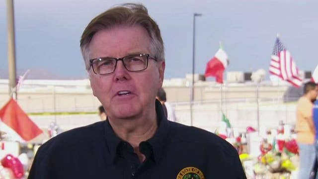 Dan Patrick on Trump visit to El Paso: This is a warm community that respects the office of the president