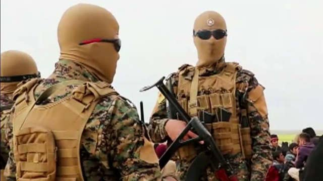 Pentagon warns of ISIS resurgence in Syria