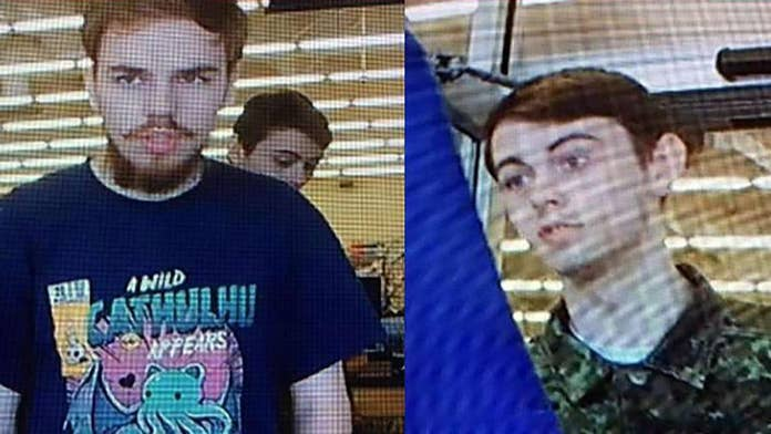 Canadian manhunt killers recorded 'last will and testament' on phone before killing themselves